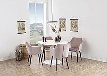 Marchio Amazon- Movian Furniture Trine Poltrona,