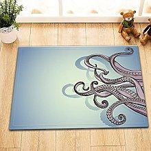 Mare polpo tentacoli Indoor antiscivolo porta