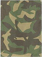 Marmo Verde Mimetico Bandiera del Giardino Banner