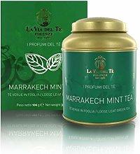 Marrakech Mint Tea, tè Verde alla Menta,
