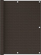 Marrone Materiale: 100% HDPE (Polietilene ad alta