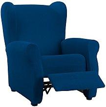 Martina Home Custodia Poltrona Relax 32x42x5 cm Blu