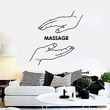 Massaggio Adesivo Spa Mano Salone di bellezza