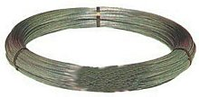Matassa filo ferro zincato 25 kg n° 14 filo ø