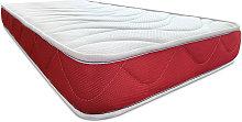 Materasso per culla viscoelastico Red 60 x 120 cm