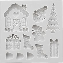 Materiale in silicone Scatola regalo per albero di