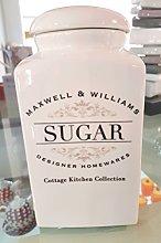 Maxwell & Williams - Barattolo Zucchero 1Lt