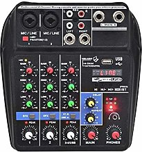 MAyouth Bluetooth Mini USB Audio Mixer