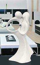 MAZZOLA LUCE statuina Scultura da Tavolo Statuetta