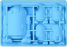 MCAT Stampo in Silicone per Cartoni Animati 3D per