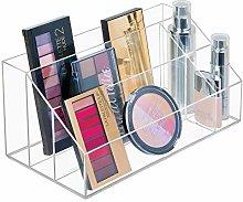 mDesign Organizer per Cosmetici – Box a 5