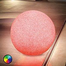 Mega Stone 50 - moderna sfera luminosa solare LED