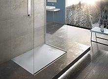 MEGIUS - Piatto doccia serie TABULA misura 80x80