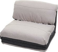 Mendler - Poltrona letto pouf relax HWC-E68