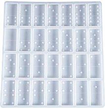 Mengmengda - Stampo in silicone per fai da te, per