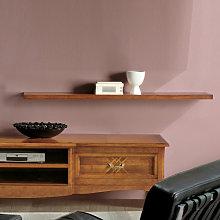 Mensola da 150x22x4 in legno