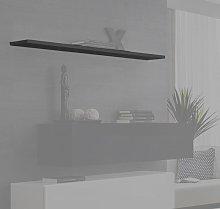 Mensola modello Berit 120 in colore grigio