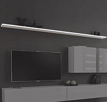 Mensola modello Berit 180 in colore bianco