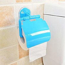 Mensola porta carta igienica a ventosa a parete
