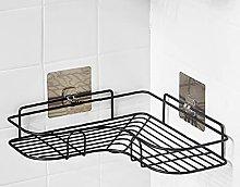 Mensola portaoggetti da parete per doccia e bagno,