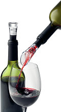 Menu Wineset Decanting and Stopper - Tappo e
