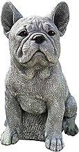 MERIGLARE Figurine di Scultura Animsl della Statua