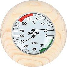 MERIGLARE Termometro Igrotermografico per Sauna in