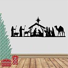 Merry Mas Adesivo Decorazione Moda Adesivo