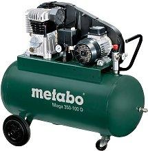 Metabo Compressore Mega 350-100 D, Scatola di