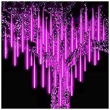 Meteorschauer - Catena luminosa con 8 tubi, IP65,