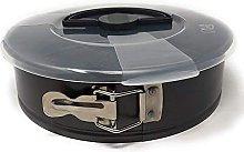 MGE - Tortiera Apribile con Coperchio - Teglia a