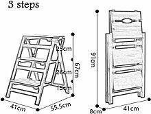 MHBGX Sgabello Multifunzionale Step, 3 Step
