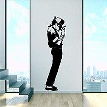 Michael Jackson Decorazioni Per La Casa Adesivo In