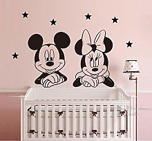 Mickey Mouse Topolino Minnie Mouse Stelle Disney