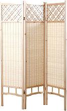 Miliboo - Paravento giapponese in pino e bambù