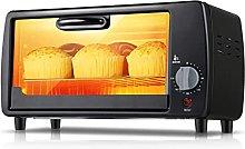 Mini forno nero 9L Temperatura regolabile 0-230
