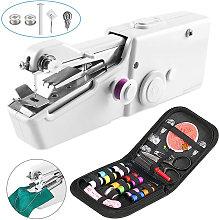 Mini macchina da cucire portatile, cucito