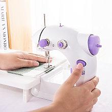 ® Mini macchina da cucire portatile multifunzione