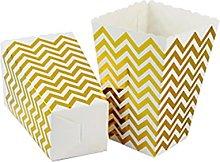 Mini scatole per bomboniere per popcorn e