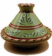 Mini Tajine Etnico Porta Spezie Salse Ceramica