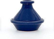 Mini tajine Uni blu notte – D 9 cm