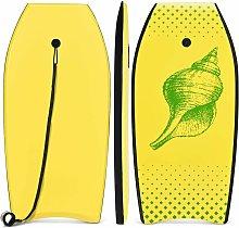Mini Tavola Bodyboard Body Surf Board 105cm, con