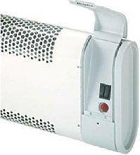 mini termoventilatore a parete microrapid 600w