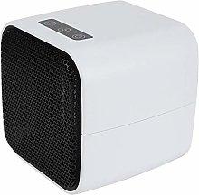 Mini termoventilatore da tavolo, silenzioso, mini