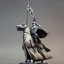 Miniatura Cavaliere Statua Per All'Ape,Gotico