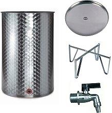 Minox - Cisterna in acciaio inox 18/10 contenitore