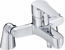 Miscelatore bagno-doccia LUGLIO sulla gola, con