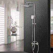 Miscelatore doccia a parete a temperatura costante