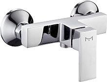 Miscelatore esterno doccia rubinetto monocomando
