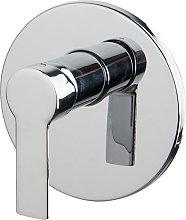 Miscelatore incasso doccia solo parte esterna per